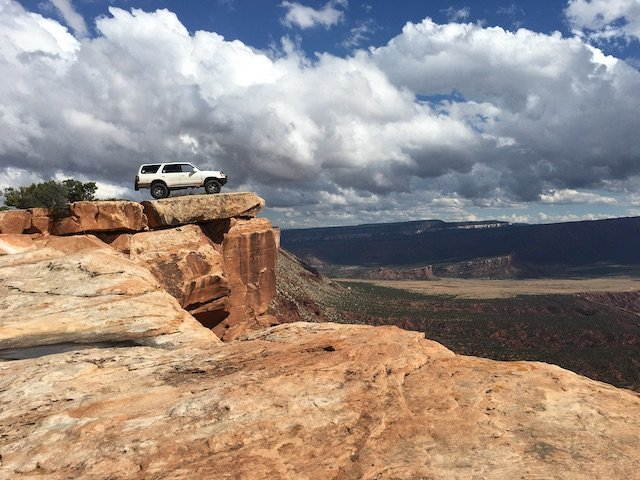 Build 2 ΓÇô Top of the World Trail (Moab) when we took a few days after the LRE trip.JPG