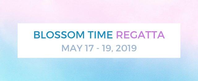 Blossom Time Regatta