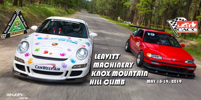 Leavitt Machinery Knox Mountain Hill Climb
