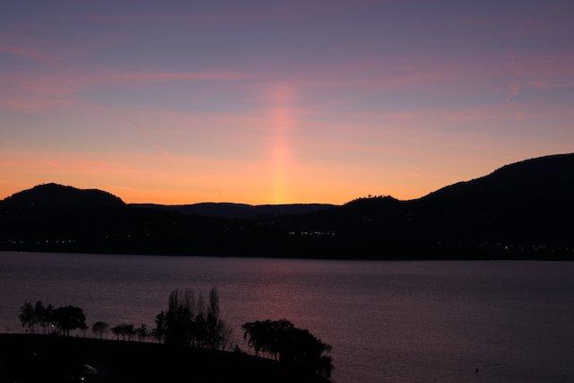 Sunset OK Lake photo Perry Mack.JPG