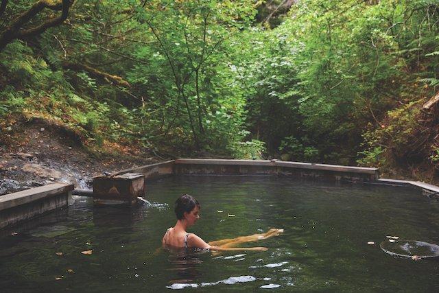 Aiyansh Hot Springs