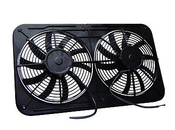 Maradyne MJS23K Jetstreme II 12 130W Dual Fan