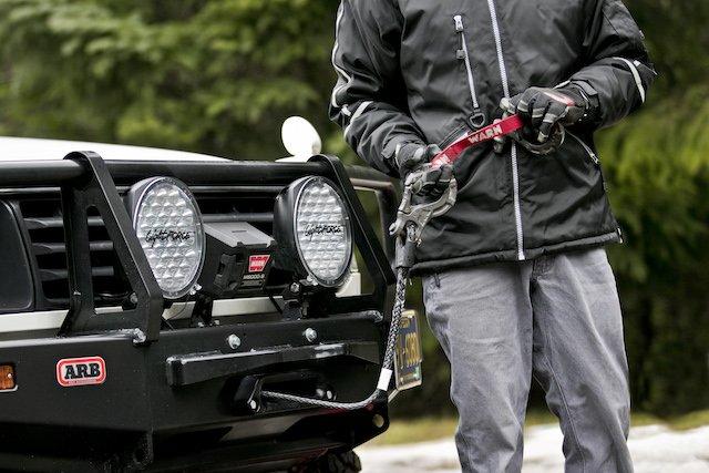 Lighforce Genesis LED driving lights on ARB bumper.jpg