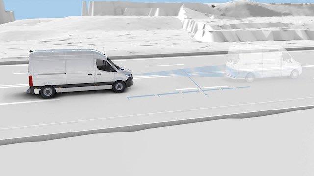 2019 Mercedes-Benz Sprinter Upgrades - SunCruiser