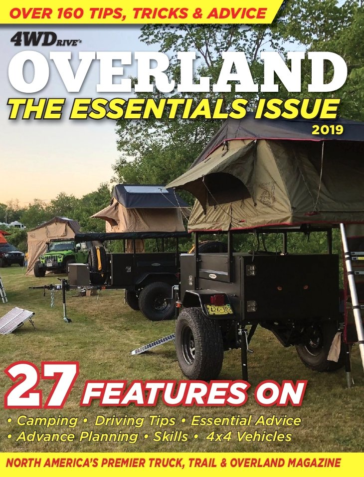 2019 Overland Essentials cover