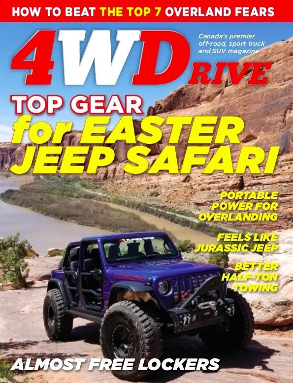 4WD 214 Cover
