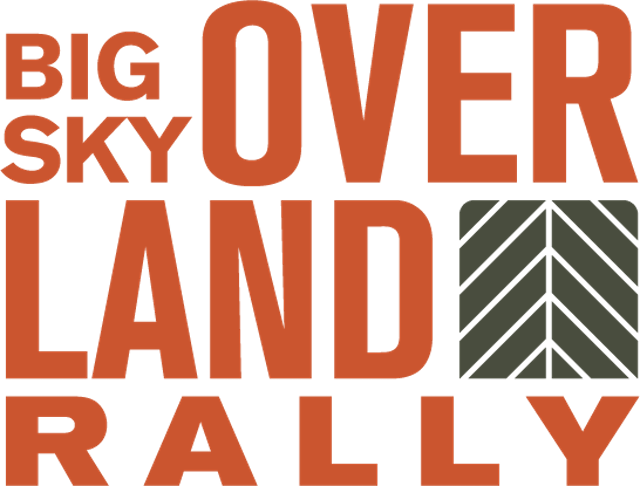 Big Sky Overland Rally logo