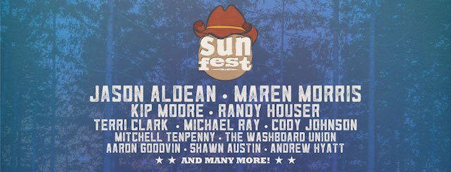 Sunfest Country