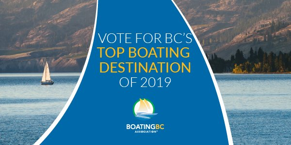 Boating BC Association Vote