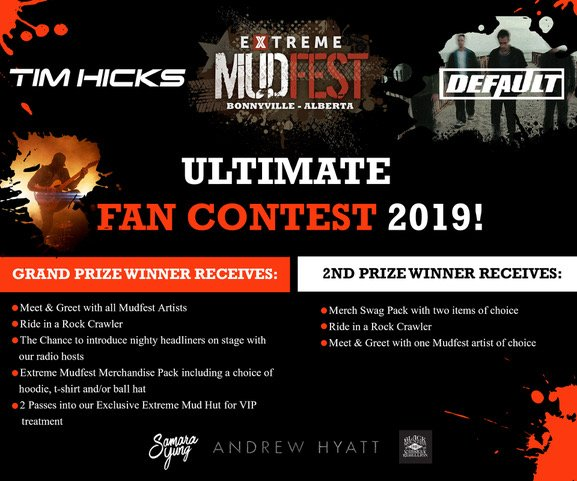 Extreme Mudfest Fan Contest