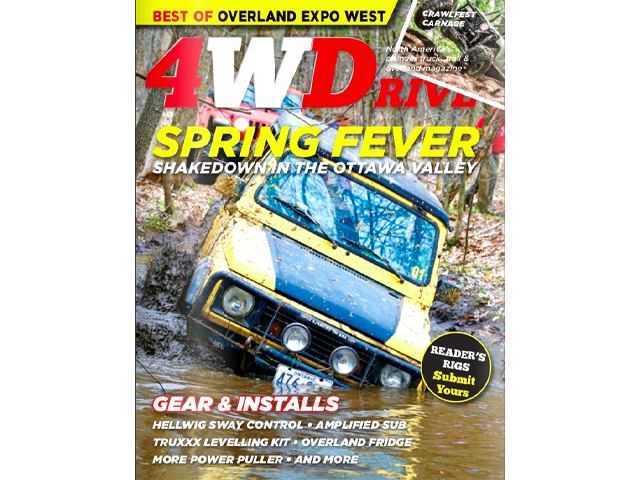 4wd 215 cover