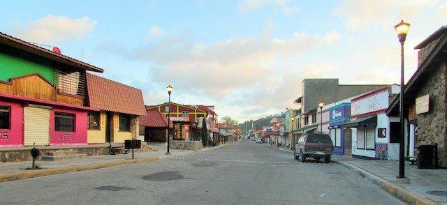 Downtown Creel at Sunrise.JPG