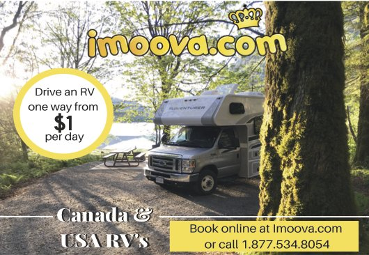 Snowbirds RV Traveler Magazine - Canada's Premier RV Travel