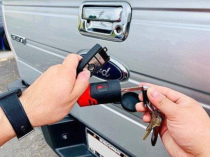 BOLT Ford F-150 Key Fob Key