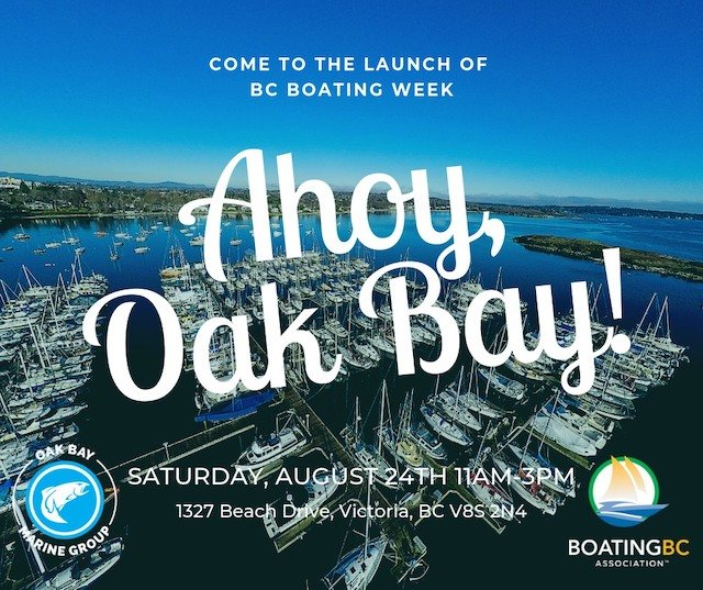 Oak Bay Marine Group‎ Ahoy Oak Bay!