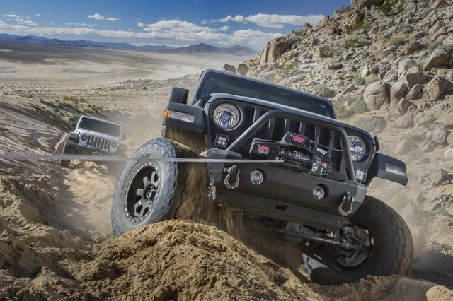 Warn Industries Introduces All-New VR EVO Winches