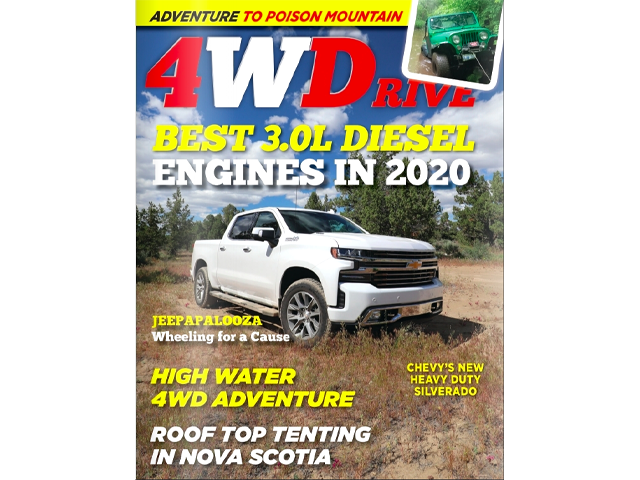 4WD 21.6 Cover