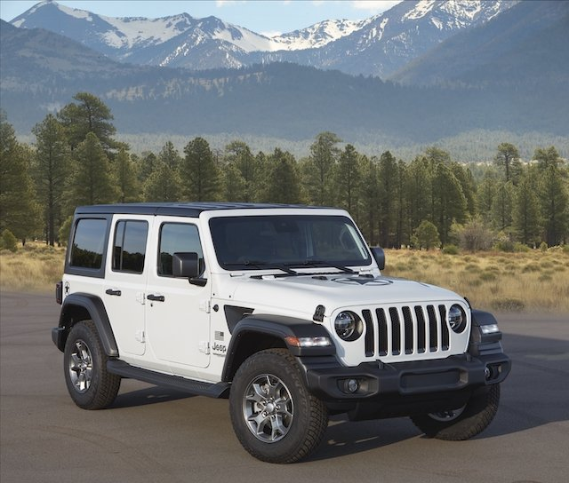 2020 Jeep Wrangler Freedom Edition