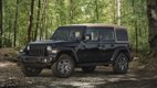 2020 Jeep Wrangler Black & Tan Edition