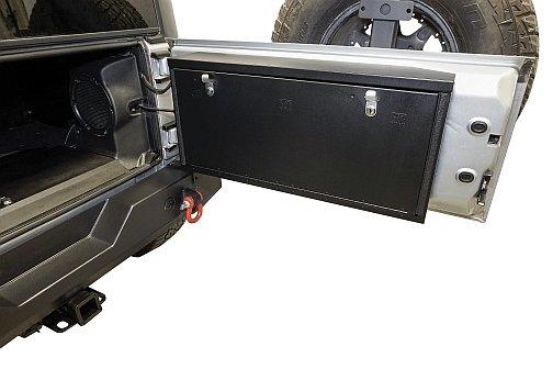 Tuffy 2007-18 JK 359 Tailgate Lockbox installed.jpg