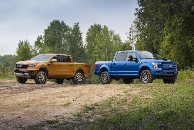 2019 Ford Trucks