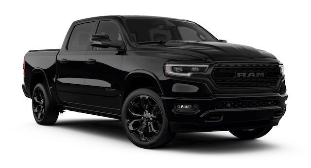 New Ram 1500 Limited Black Edition Unveiled at State Fair of Texas