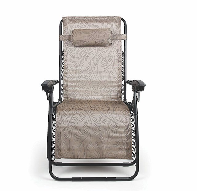 Camco Zero Gravity Wide Recliners