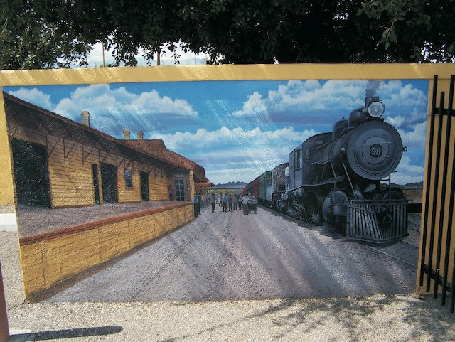 Benson, Arizona mural