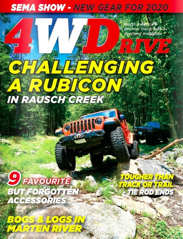 4WD 21.7 Cover