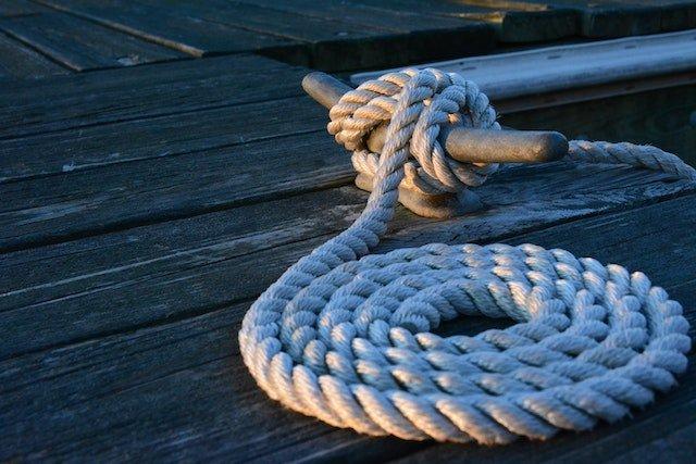 Boat Rope Dock