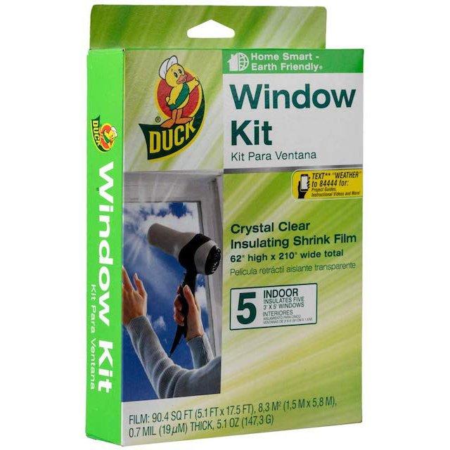 Duck Brand Window Kit