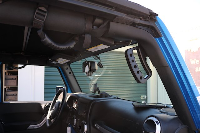 9 Forgotten Accessories Front Seat Aluminum Grab Handles photo Perry Mack.JPG
