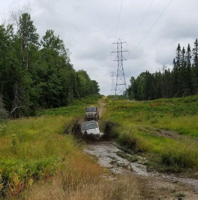 Rough Running In Northern Ontario