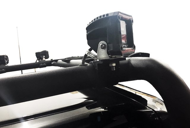 5. Light Bar mounted with Heavy Duty Pipe Mount.jpg
