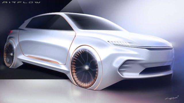 2020 Airflow Vision