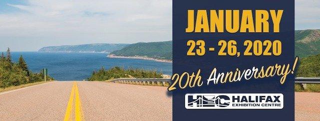 Halifax RV Show 2020