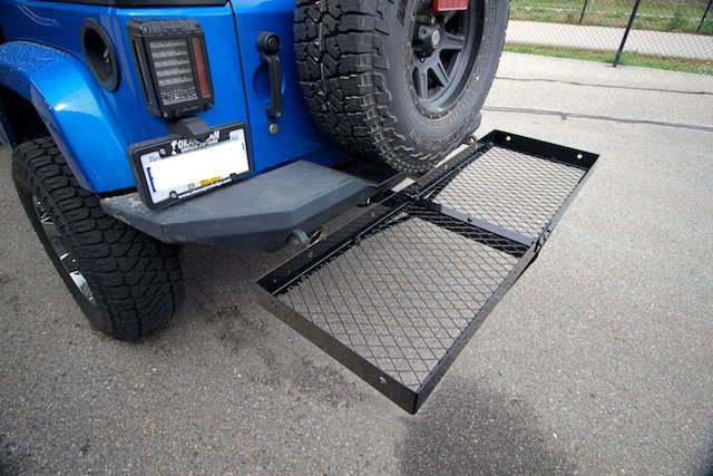 6 Overland and Trail Necessities Trailer Hitch Cargo Rack Photo Perry Mack.jpg