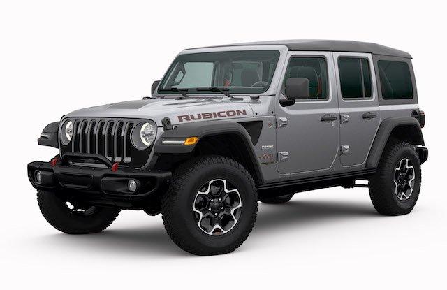 2020 Jeep Wrangler Rubicon Recon