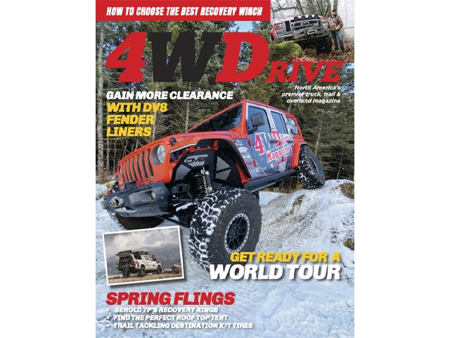 4WD 22.1 Cover