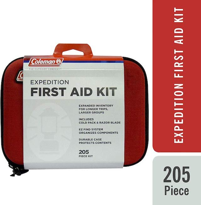 Coleman Camping First Aid Kit