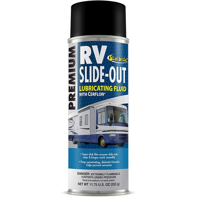 Premium RV Slide-Out Lubricating Fluid