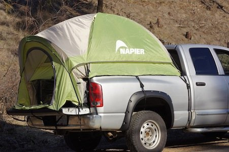 Backroadz Truck Tent Suncruiser