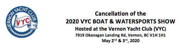 VYC event cancellation