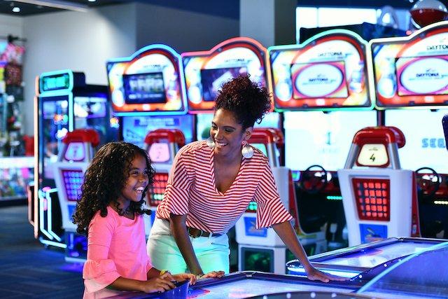 Family Fun at GameTime.JPG
