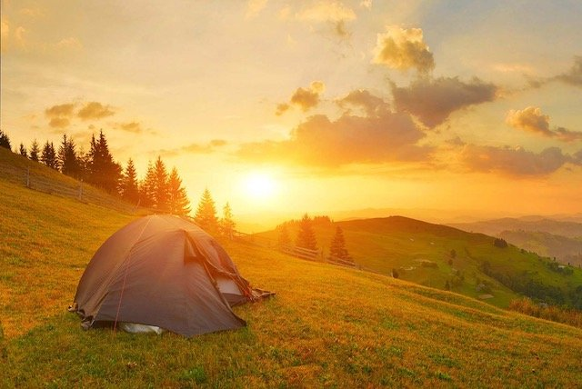 Camping on private land helps sustain farmers