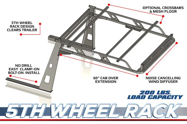 5th Wheel Truck Racks