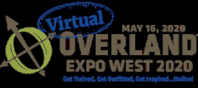 Virtual Overland Expo 2020
