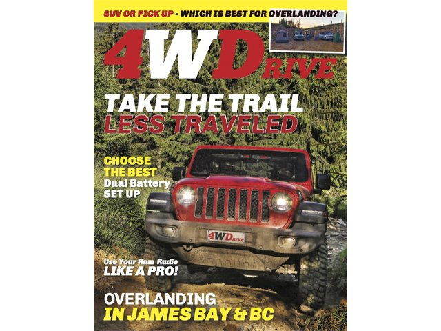 4WD 22.5 cover