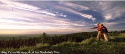 Cypress Hills, Alberta
