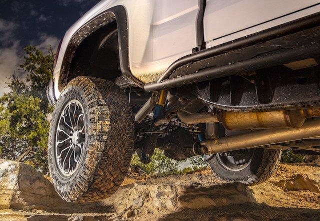 2020 Chevrolet Colorado ZR2